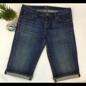KUT FROM THE KLOTH JEAN SHORTS SIZE 4